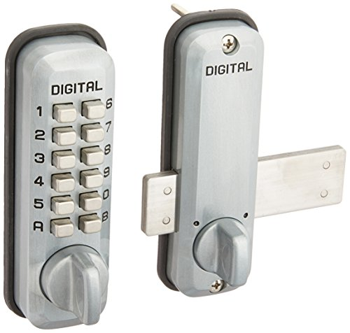 M220sc Surface Mount Lock Key Code Door Locks