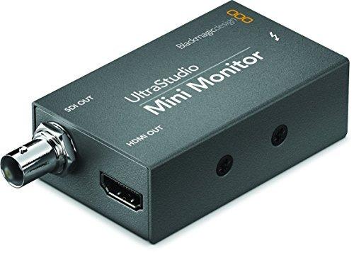 Blackmagic Design UltraStudio Mini Monitor Playback Device BDLKULSDZMINMON by Blackmagic Design