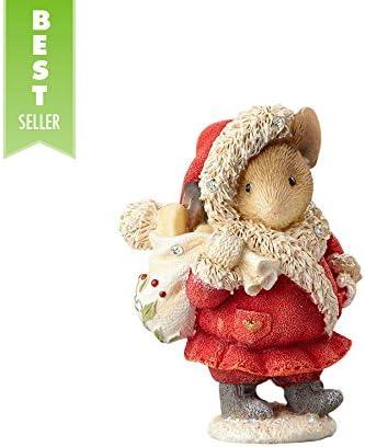 Enesco 4057656 Christmas Believe Figurine