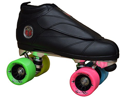 (Epic Skates Evolution Quad Roller Jam Speed Skates )