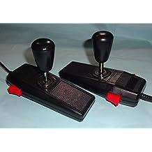 Set of Two Joysticks for Atari 2600 Mod. JY-120
