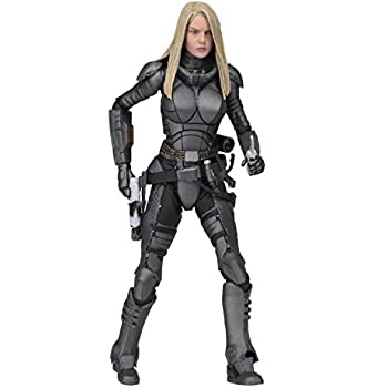 """NECA Valerian and the City of a Thousand Planets 9 Inch Action Figure, 9"""""""