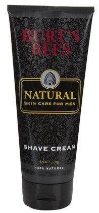 Burt's Bees Men's Shave Cream-6 oz (Pack of 4)