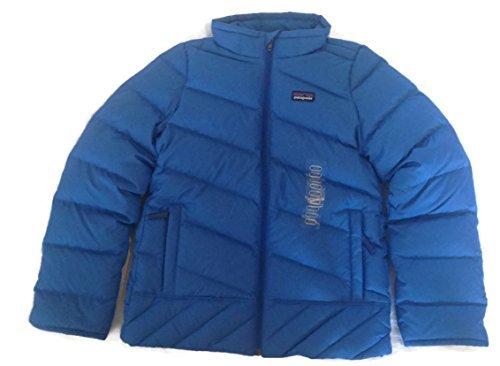 Patagonia Down Jacket - Blue (Large /12 - Patagonia Of Mountains