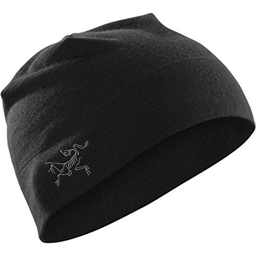 ARC'TERYX Rho LTW Beanie (Black) from Arc'teryx