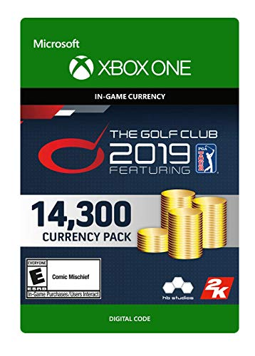 The Golf Club 2019 feat. PGA TOUR - 14,300 Currency - Xbox One [Digital Code]