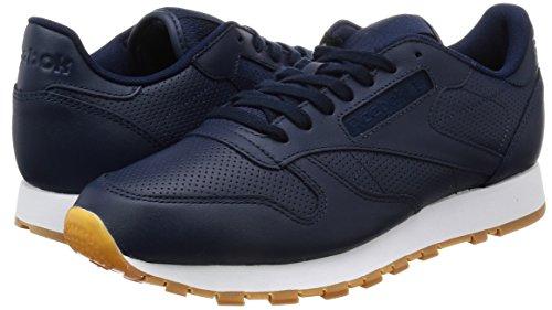 5 42 Cl Homme Leather Reebok Mode Basket Pg Bleu Oa8gRwq