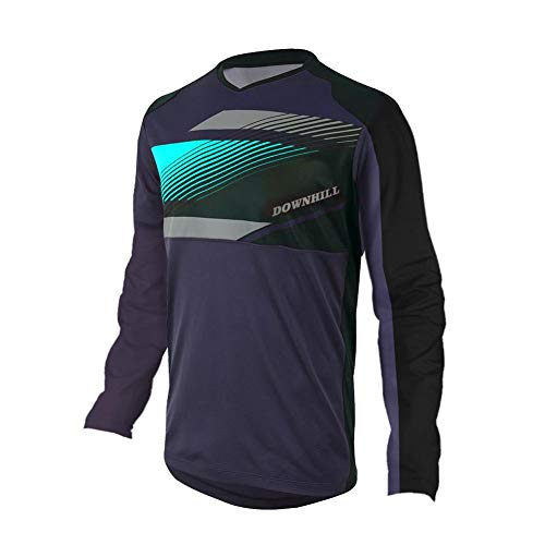 Uglyfrog Downhill Jersey Winter Thermal Fleece Men's Cycling Jersey Long Sleeves Bike Shirt Cycling Jacket Riding Long Sleeve Sportswear