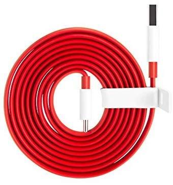 Amazon.com: OnePlus 7 Pro Warp Cable Cable Plano, Tipo C USB ...