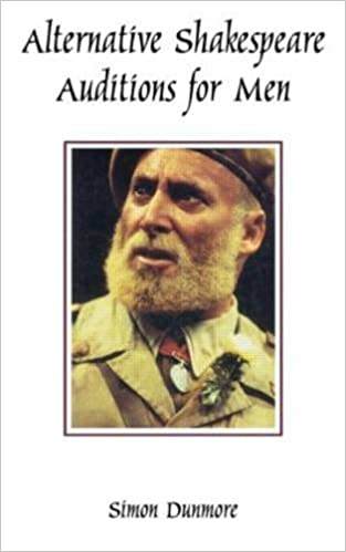 Book Alternative Shakespeare Auditions for Men (Theatre Arts (Routledge))