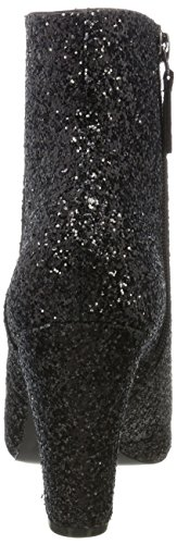 Synthetic Nine Ankle Silver Boot Women's Savitra West qtwt6zF