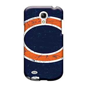 Best Hard Cell-phone Cases For Samsung Galaxy S4 Mini (NRO915eZgN) Customized Attractive Chicago Bears Pattern