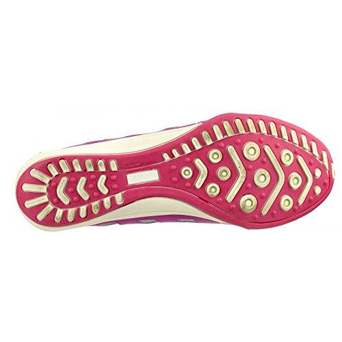 Footwear Fucsia scarpe Donna womens Basse Donna pelle scarpe comode Kick Espadrillas 6HqwH