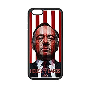 With House Of Cards Thin Back Phone Covers For 5.5 Iphone 6 Plus Apple Choose Design 4