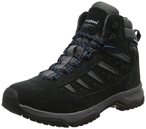 Berghaus Explorer Active M Gore-Tex Walking Boots, Stivali da Escursionismo Alti Donna Blu (Navy/Grey N10)
