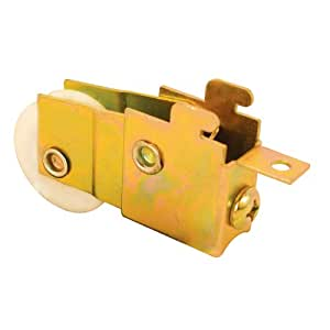 Prime-Line Products D 1512 Sliding Door Roller Assembly with 1-1/4-Inch Nylon Ball Bearing