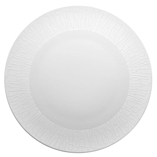 Service Plate, 13 inch | TAC 02 Skin Silhouette (Silhouette Rosenthal)