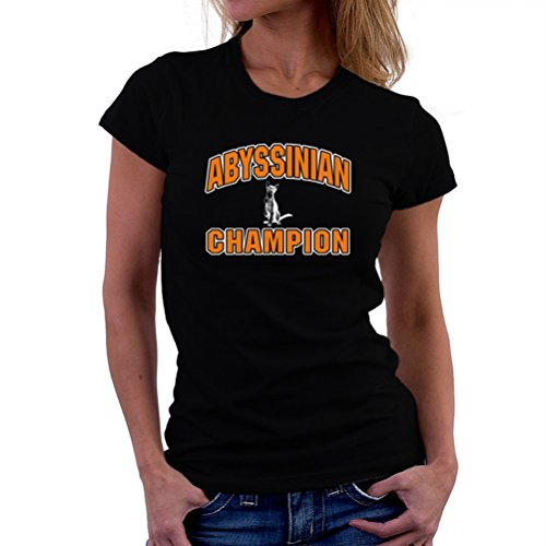 Abyssinian champion T-Shirt