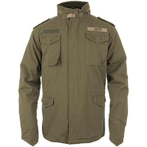 Surplus M65 Regiment Jacket Olive size XL by Surplus