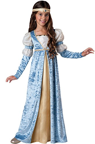InCharacter Costumes Renaissance Maiden Costume, Size 12/X-Large -