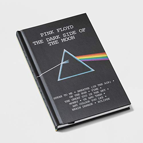 - 3x5 Composition Journal Notebook Pink Floyd Dark Side Of The Moon