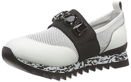 Apepazza Diamond Stretch Damen Sneaker Weiß (BIANCO)