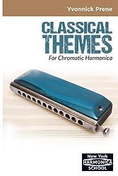 Classical Themes for Chromatic Harmonica: +Audio Mp3s