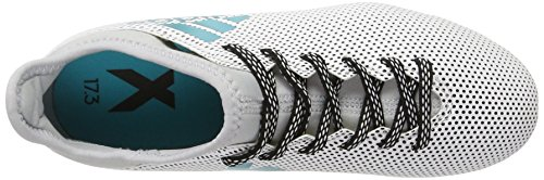 adidas Mädchen X 73 FG J Fußballschuhe Mehrfarbig (Ftwr White/energy Blue /clear Grey )
