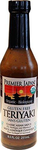Organic Gluten Free Vegan Teriyaki Sauce, 8.5 oz