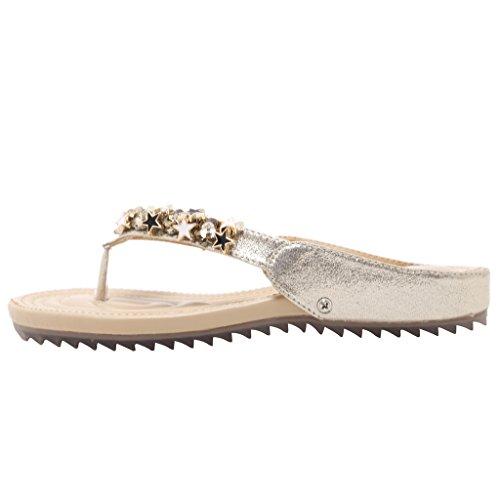 Carissime Pantofole Da Donna Estate Sandali Infradito Sandali Infradito Da Spiaggia