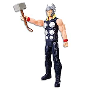 "AVENGERS 12"" Thor Action Figure, 2 Pieces"