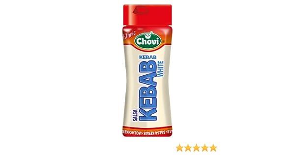 Salsa Kebab White Chovi Botella 250 Ml: Amazon.es: Alimentación y bebidas
