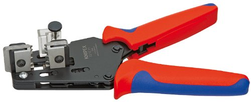 Knipex 12 12 11 10-15 Awg Automatic Wire Stripper