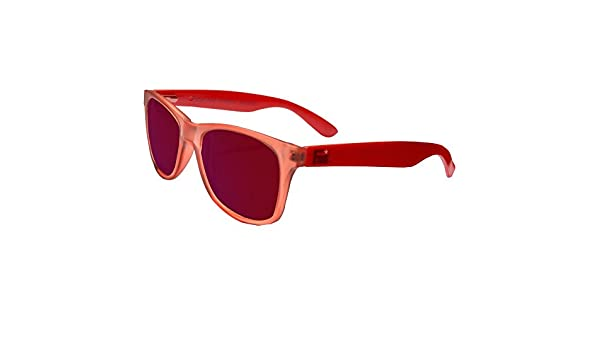 Gafas De Sol Fans, CustomEyes, Polarizadas, Light Red: Amazon.es: Ropa y accesorios
