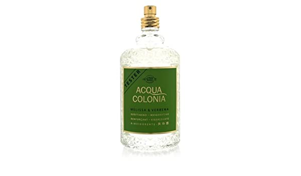 Amazon.com : 4711 Acqua Colonia Melissa & Verbena EDC Spray (Tester) : Tweezers : Beauty