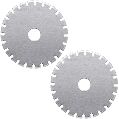 2 Cuchillas rotativas OLFA 28mm (XB194)