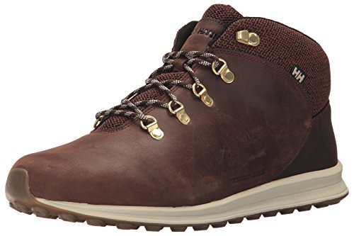 Helly Hansen Men's Jaythen X Snow Boot, Coffee Bean/Cement/Natural, 9.5 M - Snow Helly Hansen