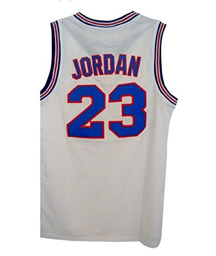 dancelown-exclusive-space-jam-23-basketball-jersey-tune-squad-looney-toones-white