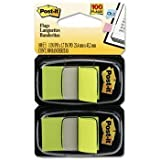 Post-it® Standard Marking Flags FLAG,1 IN 2PK OF 50,BRG (Pack of20)