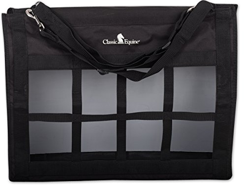 CLASSIC EQUINE HAY BAG TOP LOAD DESIGNER SERIES ALL COLORS (Black)