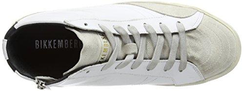 Bikkembergs Rubber 516 M.Shoe M - Zapatillas para hombre White