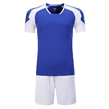 CJF Camiseta de fútbol + Shorts Boy Jersey Football Kit, Conjunto ...