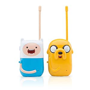 Amazon.com: Adventure Time with Finn and Jake Walkie