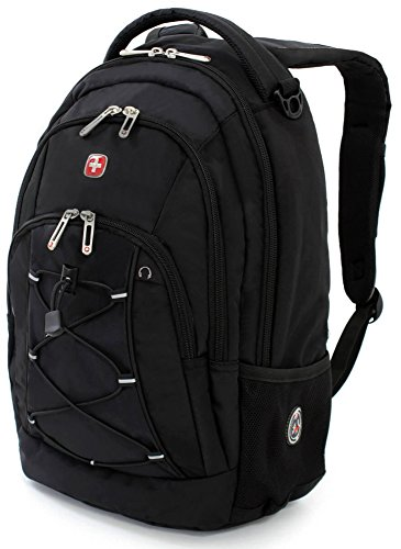 Best Budget: Swiss Gear SA1186 Bungee Backpack