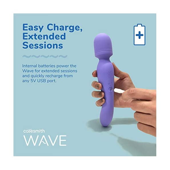 Caresmith-WAVE-Body-Massager-Dual-Head-Sports-Massager