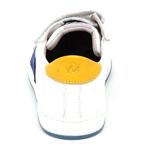 Strappi Naturino Scarpe Bianco Kid Shoe Boy Bimbo Bianco Sneaker E2742 BwqwavX