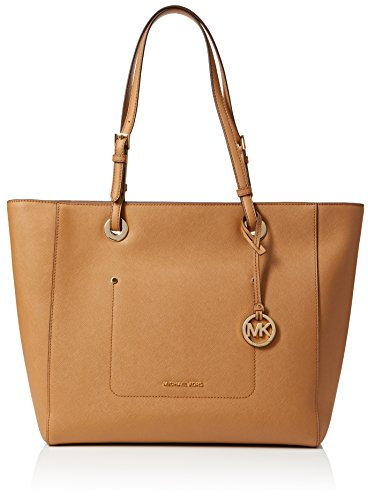 MICHAEL KORS WALSH ACORN LARGE TOTE BAG by Michael Kors
