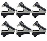 Clipco Staple Remover (6-Pack) (Black)