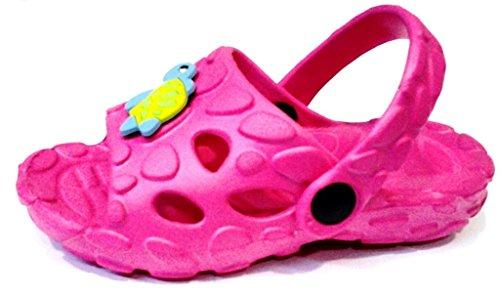 dema , Baby Mädchen Lauflernschuhe rosa fuchsia 28