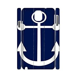 Custom New Case for Samsung Galaxy Note 3 N9000 3D, Wooden Navy Phone Case - HL-R691219 wangjiang maoyi